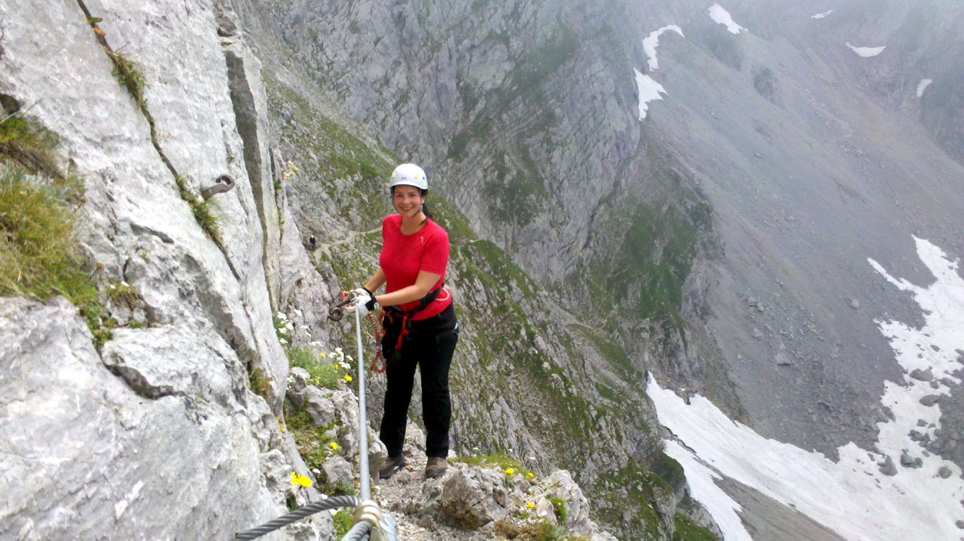 Klettersteig Ellmauer Halt : Ellmauer halt m butterfuchs